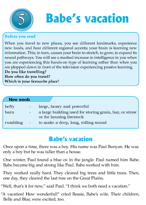 literature-grade 8-Short stories-Babe's vacation (1)